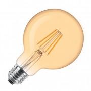 LED FILAMENT SIJ, G80,6W,620LM,E27 PROST