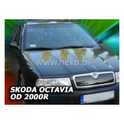 Masca radiator SKODA OCTAVIA, OCTAVIA TOUR an fabr. 2000-2008 (marca HEKO) AutoLux