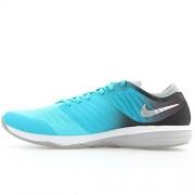 Nike Men's W Nike Dual Fusion Tr 4 Print Black and Metallic Running Shoes - 9.5 UK/India (44.5 EU)(10.5 US)