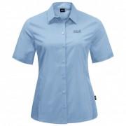 Jack Wolfskin - Women's Sonora Shirt - Chemisier taille XXL, gris/bleu