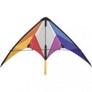 HQ Sportovní řiditelný drak HQ Calypso II Rainbow, 1100 mm