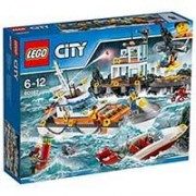 LEGO City kocke Coast Guard Head Quarters - Obalska straža: Štab Obalske straže 792 dela 60167