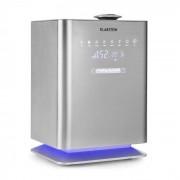 Klarstein Cubix Humidificador de aire Ambientes Medianos Ionizador 350ml/h Tanque de 5,5l Modo infantil (XJ3-Cubix-SL)