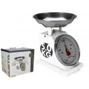Gusta Keukenweegschaal 5kg Wit