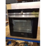 Siemens HM676G0S1A iQ700 Pyrolytic Built-In Oven with Microwave - Clearance