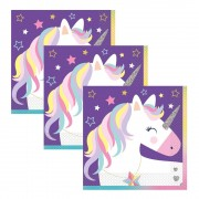 Unicorn Party Napkins (Pack of 16)