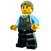 Lego City Undercover Chase McCain MiniFig