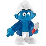 Schleich North America Caretaker Smurf Toy Figure
