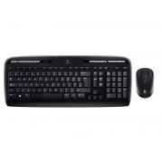 Logitech MK330 trådlöst tangentbord och mus