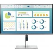 HP EliteDisplay E273 Monitor Piatto per Pc 27'' Full Hd Ips Nero Argento