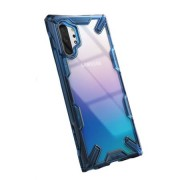 Carcasa Ringke Fusion X Samsung Galaxy Note 10 Plus Space Blue