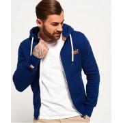 Superdry Veste à capuche zippée Orange Label
