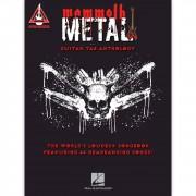 Hal Leonard Mammoth Metal Guitar Tab Anthology