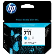 HP 711 3-PACK 29-ML CYAN INK CARTRIDGE - CZ134A