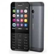 9301010574 - Mobitel Nokia 230 Dual SIM, sivi