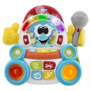 Chicco 00009492000000 Toy Karaoke Set Juguete Musical Juguetes Musicales Toy Kar