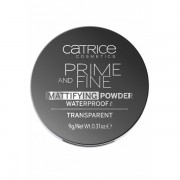 Pudra Compacta Catrice Prime And Fine Mattifying Waterproof