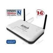 ROUTER WIRELESS 3G UMTS PER CONDIVIDERE LA CHIAVETTA INTERNET HDSPA, OTTIMO