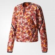 Adidas Куртка для бега adizero adidas by Stella McCartney Красный L
