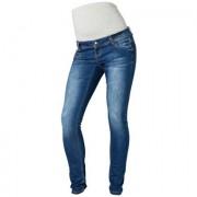 Mama Licious BASIC Zwangerschapsmode Jeans FREY - Blauw - Meisjes