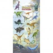 Merkloos Dinosaurus stickers voor kinderen