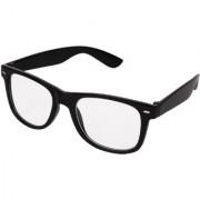Aligatorr Stylish White UV Protection Wayfarer Unisex Sunglasses UV400 set of 5