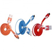 Olac Micro USB Data Cables (Pack of 3)