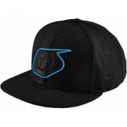 Troy Lee Designs Rewi New Era Nero unica taglia