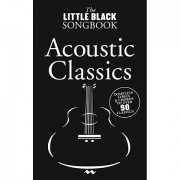 Music Sales The Little Black Songbook Acoustic Classics Songbook