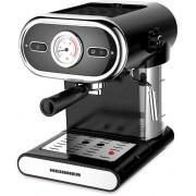 Espressor Heinner HEM-1100BK, 1.5l, 15 bar, 1100W (Negru)