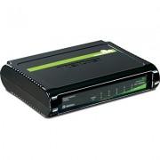 Trendnet 5-Port Gigabit GREENnet Switch No gestito Nero