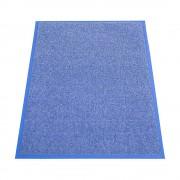 Schmutzfangmatte, waschbar LxB 900 x 600 mm blau