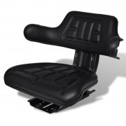vidaXL Tractor Seat Arm Rest and Backrest