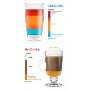 Separator nivele cocktail