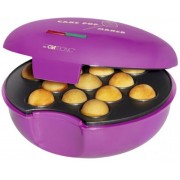 Clatronic CPM 3529 Cakepop Maker - Popcake Machine - Met 50 Sticks!
