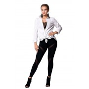 Alana fitnesz leggings, fekete M