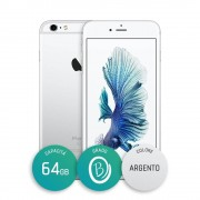 Apple Iphone 6s Plus - 64gb - Grado B - Argento