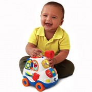 VTech Baby Go! Go! Smart Wheels Push & Discover Police Car