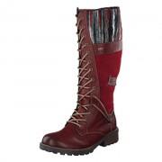 Rieker Z0442-35 Wine, Shoes, röd, EU 38