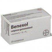 Bayer Benexol 20 Compresse Gastroresistenti Flacone