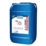 Agral Alkachlor Foam (HA) de Sutter espuma desengrasante desinfectante a base de cloro 22 Kg