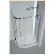 Sprchovací kút SLIDE Gian 70 x 90 x 190 (v) cm