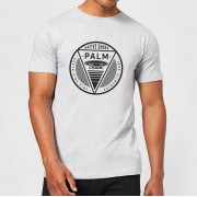 Native Shore Camiseta Native Shore Palm Beach - Hombre - Gris - S - Gris
