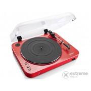 Lenco L-85 gramofon, crvena