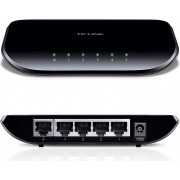 TP-Link TL-SG1005D 5-port Gigabit Desktop Switch, 5×10/100/1000M RJ45 ports, plastic case