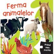 Ferma animalelor - eva puzzle/Lake