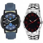 TRUE CHOICE NEW BRAND SUPPER SELLING MEN COMBO WATCHES WITH 6 MONTH WARRANTY