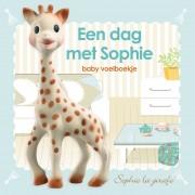 Sophie de Giraf Feelbook bébé Sophie la girafe - Une journée avec Sophie