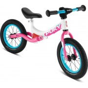 Puky Loopfiets 3 - 6 Jaar LR Ride Wit - Roze