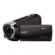 Sony HDR-cx240e HD Flash Camcorder Full HD, exmor R CMOS Sensor, 9,2 Megapixel, bionz X afbeeldingsprocessor, zwart